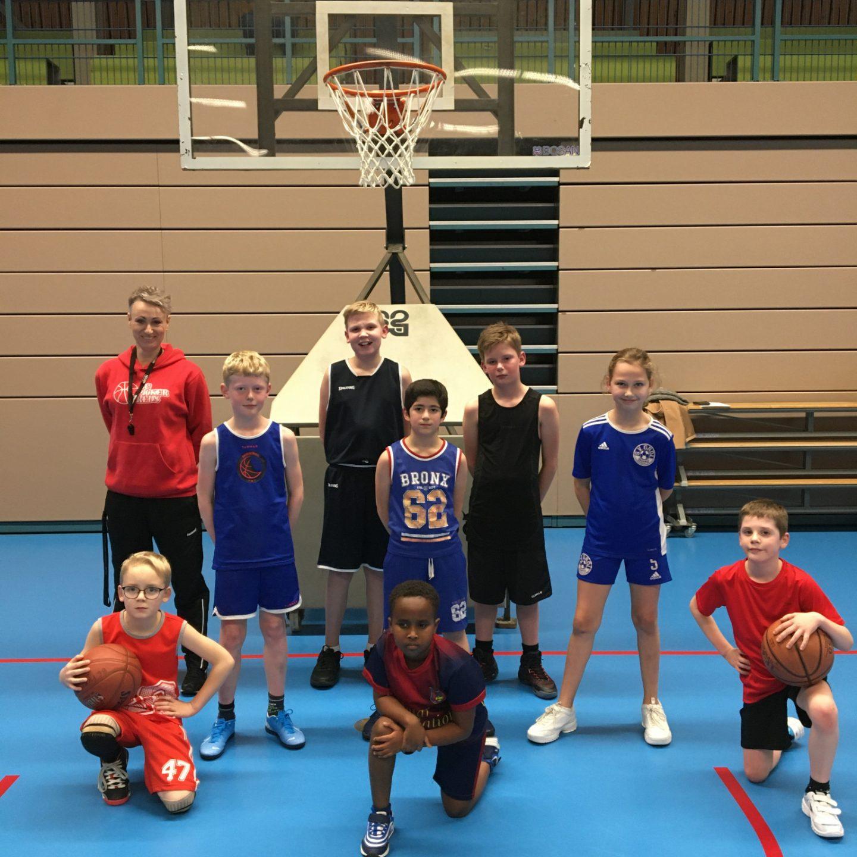 Team U10/U12 jongens/meisjes