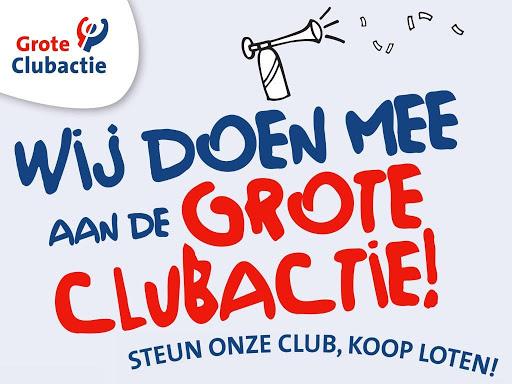Grote Clubactie vandaag van start!